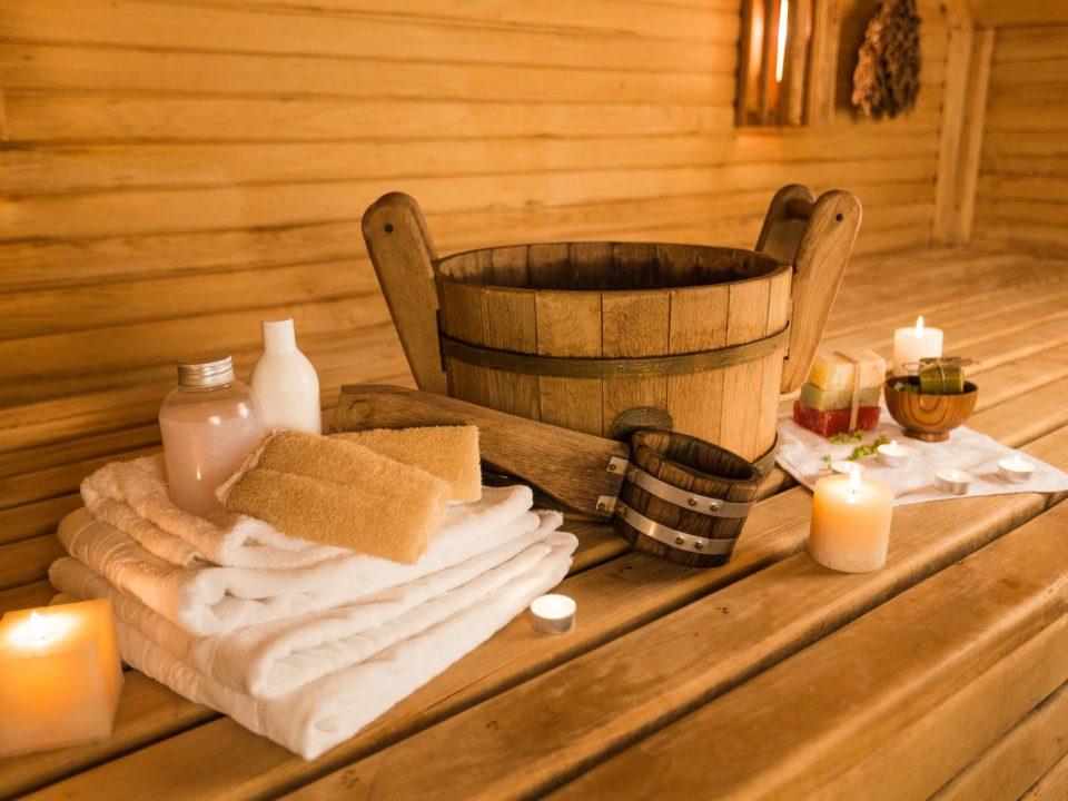 Privé sauna Noord-Holland img